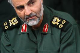 Le général iranien Ghassem Soleimani tué dans un bombardement américain à Bagdad
