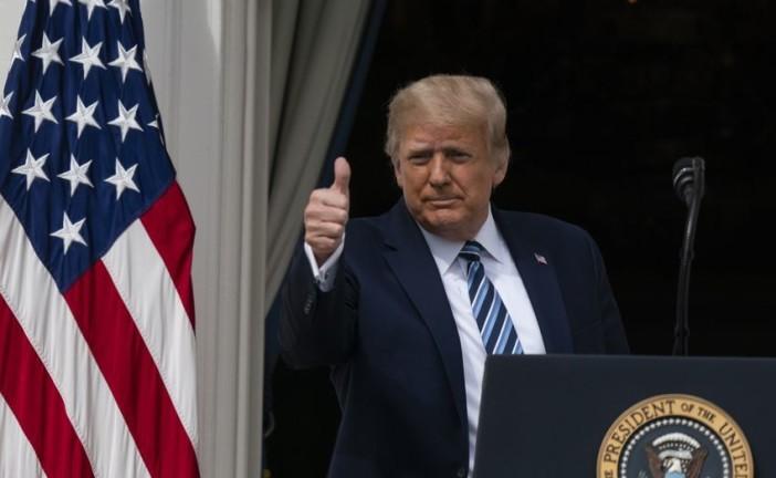 Video : «Merci Messieurs les rabbins» répond Donald Trump à une lettre de soutien