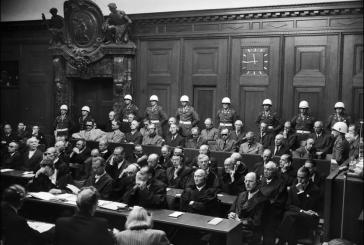 L'Allemagne commémore le procès de Nuremberg, acte de naissance de la justice internationale