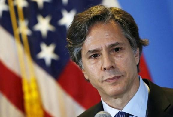 Le secrétaire d'Etat américain Antony Blinken soutient «le contrôle du plateau du Golan par Israël»