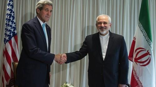 john Kerry et iran