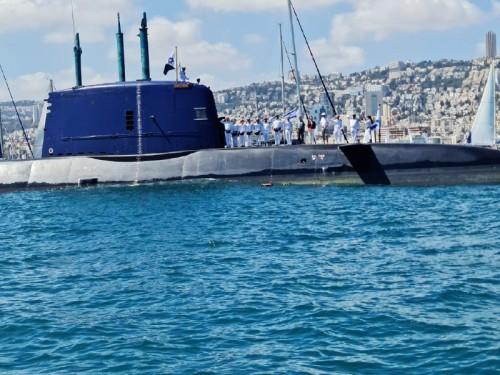 sous marin israelien