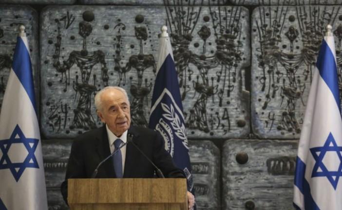 Maroc : De fortes pressions se mobilisent pour interdire la visite de Shimon Peres