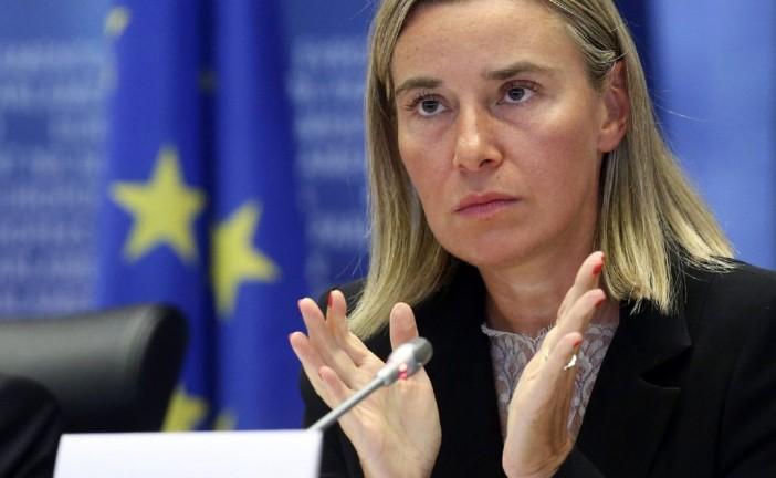 Israël: l'UE félicite Netanyahu et appelle à des «choix courageux»