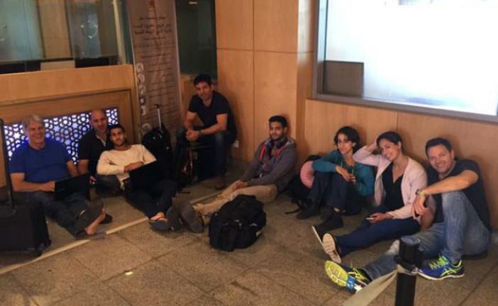 L'équipe israélienne de judo retenue à l'aéroport du Maroc