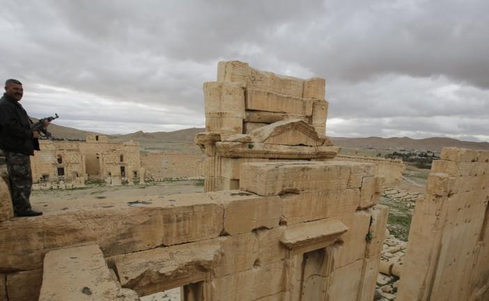 Syrie : la cité antique de Palmyre libérée de l'Etat islamique ?
