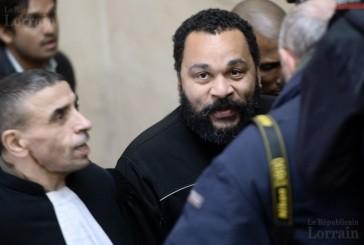 Dieudonné cité en correctionnelle pour provocation à la haine raciale