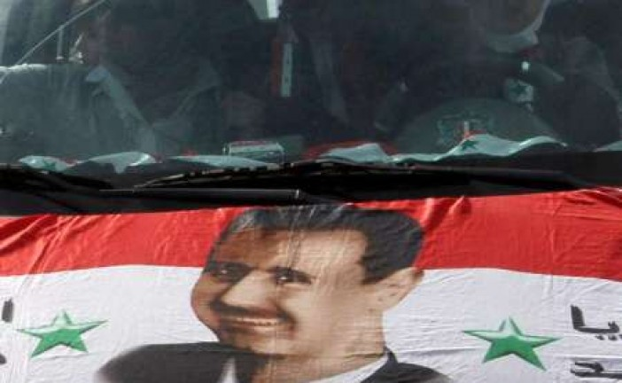 La Russie et l'Iran ne sont pas prêts à lâcher Assad (responsables israéliens)