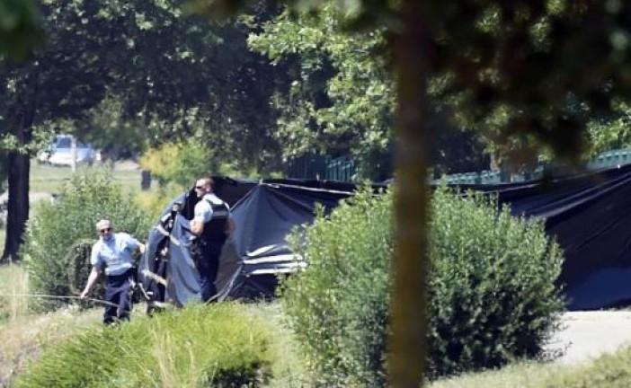 Attentat en Isère : le macabre selfie de Yassin Salhi avec sa victime