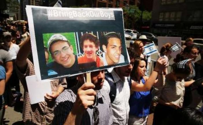 L'assassinat des 3 adolescents juifs commémorée à travers le monde