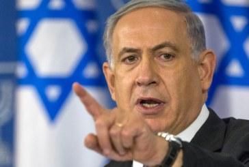 B. Netanyahu dénonce le silence de la communauté internationale lorsque Israël est sous le feu