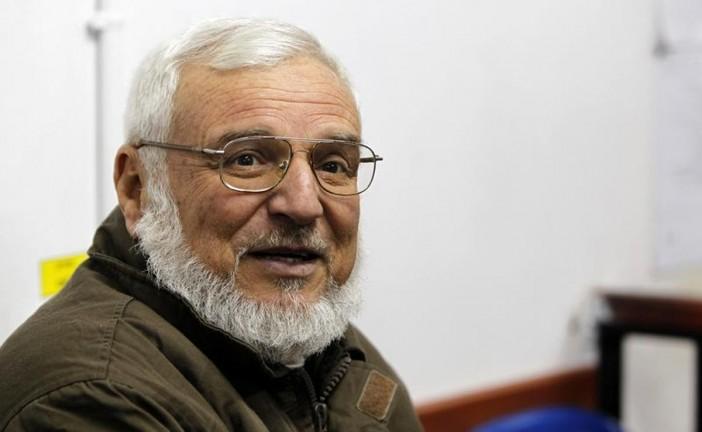 Le président (Hamas) du parlement palestinien remis en liberté