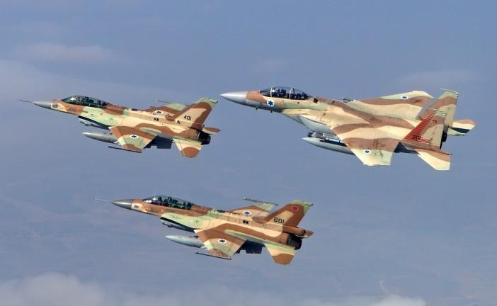Frappes aériennes israéliennes à Gaza après des tirs de roquettes
