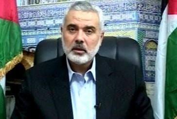 La Hamas accuse l'Egypte d'inonder la bande de Gaza.