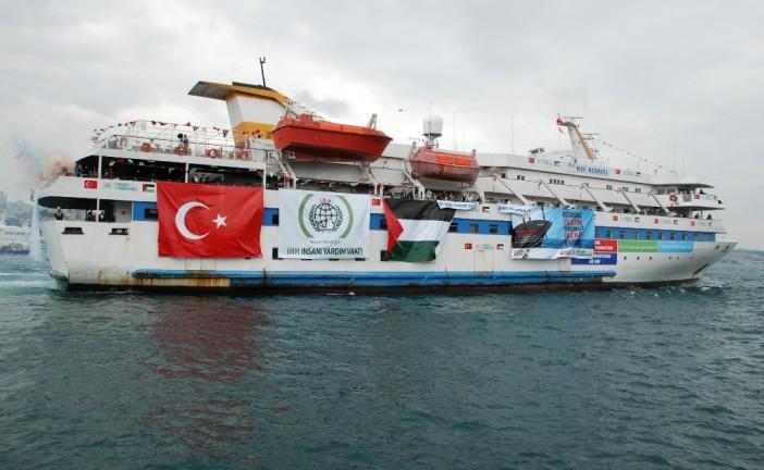 Flottille Marmara : la Cour Pénale Internationale rejette l'ordre de rouvrir le dossier de l'enquête.