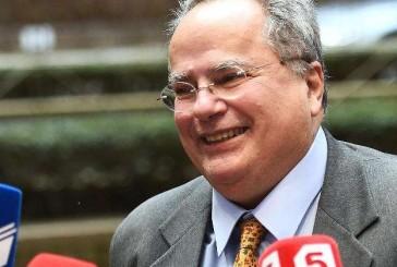 Le chef de la diplomatie grecque en visite en Israël