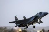 L'armée de l'air Israélienne frappe une cible en Syrie (sources arabes)