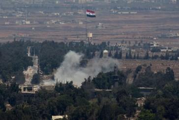 Le raid Israélien sur le Golan visait des membres du Hezbollah (source syrienne).