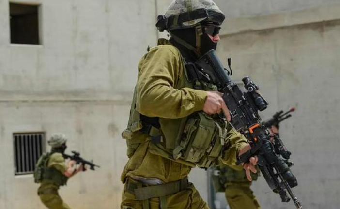 Exercice militaire d'urgence en Israël !