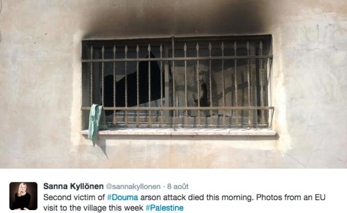 Les incendies de Douma : le Net s'enflamme… » règlement de compte entre deux clans du village»