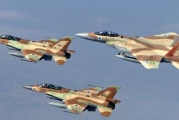 Raid aérien israélien sur une position du Hamas dans la bande de Gaza