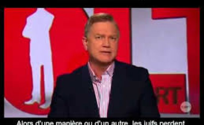 Video » The Bold Report  – Gaza -Sous titré en Français  Une émission TV  Américaine  présenté par un journaliste qui prend la défense d'Israël