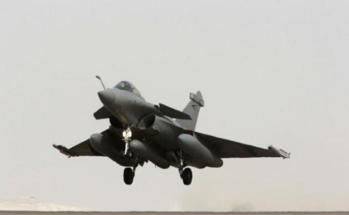 Syrie: 30 jihadistes tués dans le premier raid français contre l'EI