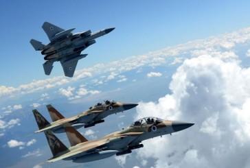 L'armée de l'air israélienne rentre de 3 semaines et demie d'entraînements avec l'aviation américaine.