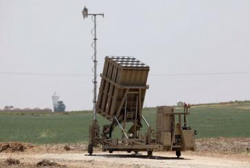 Le Dôme de fer déposé à Ashdod