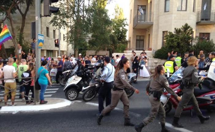Six policiers limogés après le meurtre à la Gay Pride de Jérusalem.