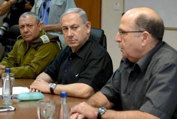 Netanyahou annonce un durcissement des peines contre les lanceurs de pierres