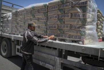 Le Hamas vole des matériaux nécessaire à la reconstruction de Gaza pour ses tunnels