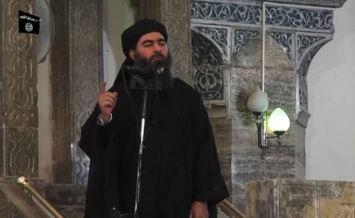 L'armée irakienne dit avoir frappé le convoi d'Al-Baghdadi, le chef de l'Etat islamique