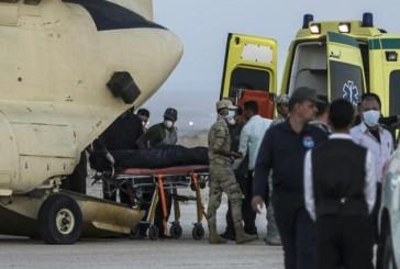 Crash: un avion russe s'écrase en Egypte, 224 morts, l'EI revendique