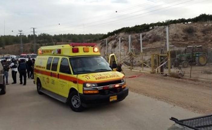 Attaque terroriste près de Beit Shemesh