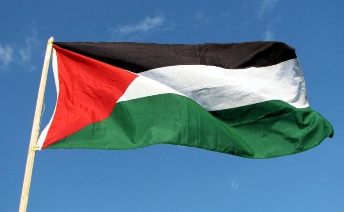 Seine-Saint Denis: des drapeaux palestiniens hissés sur des mairies communistes