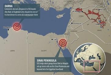 Daech: élimination de l'un des chefs de la branche du Sinaï