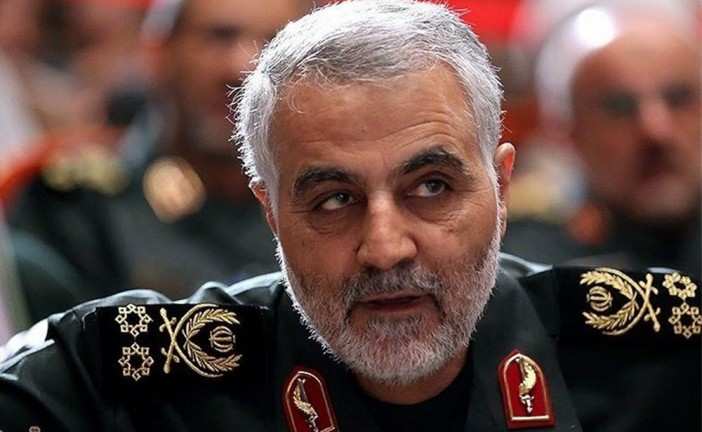 Syrie: le général iranien Souleimani «grièvement blessé», selon l'opposition iranienne en exil