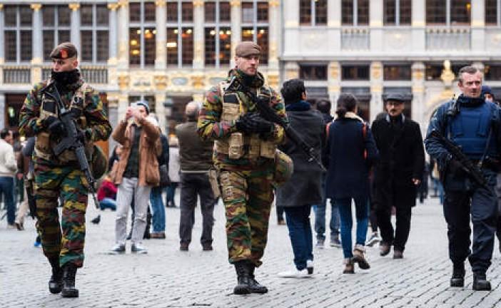 « Le Juif n'est pas là »: le SMS troublant envoyé à un suspect de Bruxelles