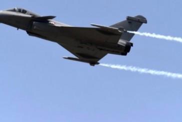 Syrie: l'aviation français bombarde à nouveau le fief de l'EI à Raqa