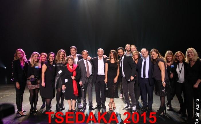Concert de la TSEDAKA 2015 par  notre  Reporter Alain AZRIA