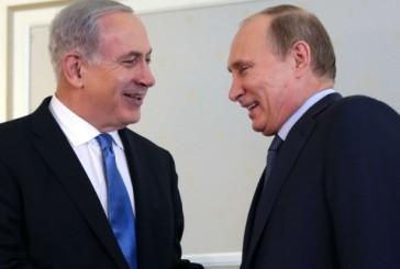 Poutine et Netanyahou ont fixé une rencontre entre officiers israéliens et russes aujourd'hui