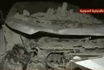 Vidéo de l'immeuble détruit pour éliminer Kuntar: pour une fois, Israël n'a pas fait preuve de retenue