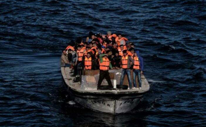 24 migrants dont 10 enfants meurent dans un naufrage.