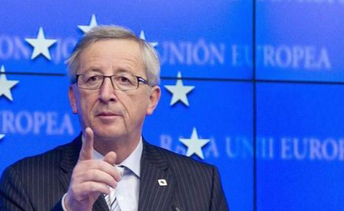 Juncker: «l'Europe sans les juifs n'est plus l'Europe.»