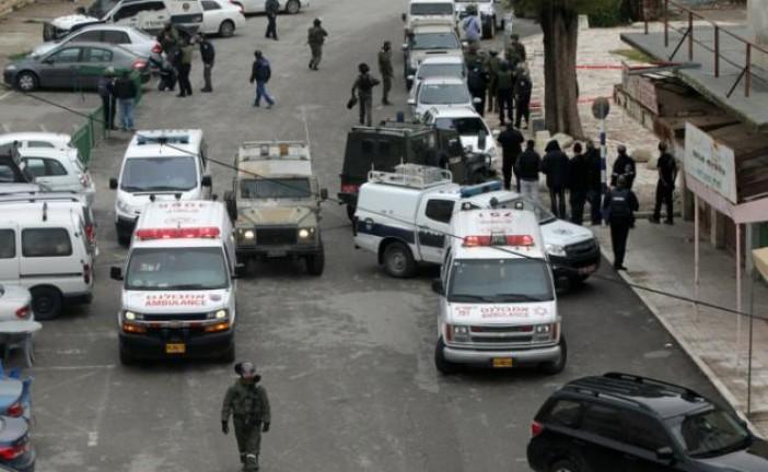 Deux soldats blessés par balles en Judée-Samarie