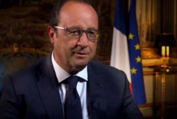 -Video Charlie Hebdo Francois Hollande revele le terrible mensonge fait Benyamin Netanyahu lors de la manifestation du 11 Janvier 2015
