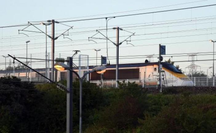 Alerte info : Tentative d'attentat contre un Eurostar en Belgique  sur  la ligne  Lille-Bruxelles