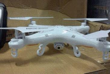 Les autorités israéliennes interceptent des drones espions dans un camion transportant des jouets.