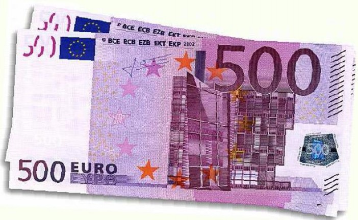 Les heures du billet de 500 € sont comptées